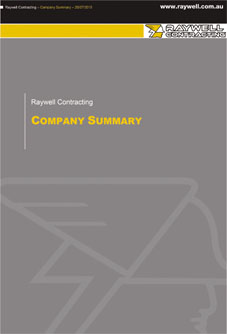 Download Our Company Summary